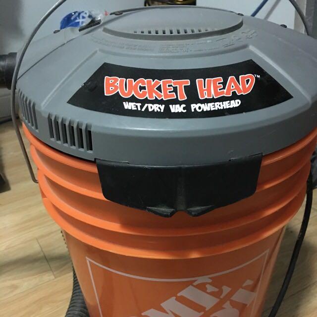 Vacuum Wet And Dry Vacuum $25