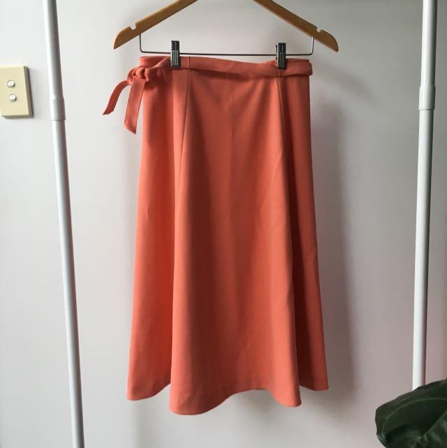 Vintage Size 10/12 Midi Skirt