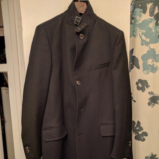 Zara Over Coat,