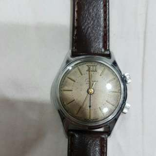 70s Vintage Watch With Alarm