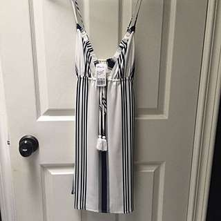 Forever 21 Nautical Dress