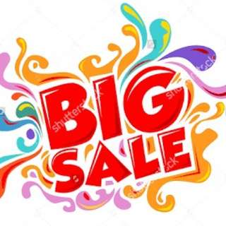 Repriced Items And Discounts!!!!