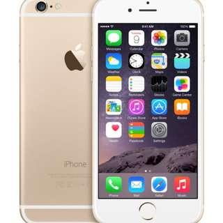 👀保留中。 IPhone 6 (二手) 16g
