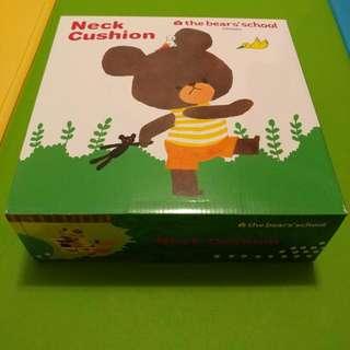 the bear's School Jackie熊頸枕