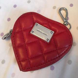 *PENDING*Authentic Michael Kors Heart Coinpurse