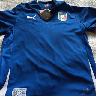 Brand New With Tags Puma Italia Jersey.