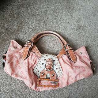 Guess Purse. Champagne  Color.