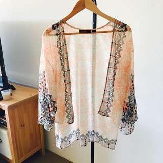 Sheet Women's Kimono