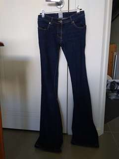 Sass and Bide size 7 jeans