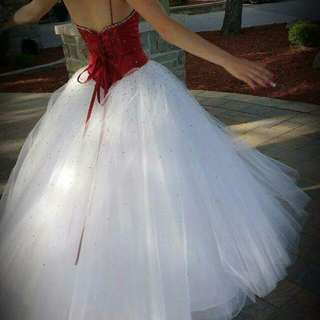 Princess Style Dress 2-6