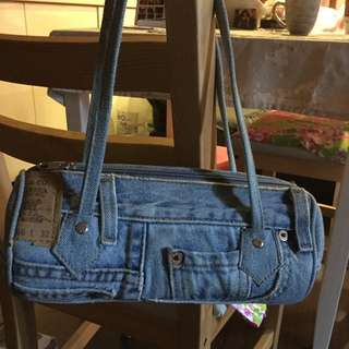 Boston Bag By Levi's 501 Jeans