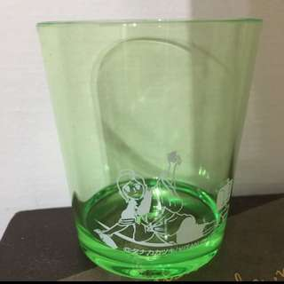 杯緣子 杯子 (單售) 綠 醉酒