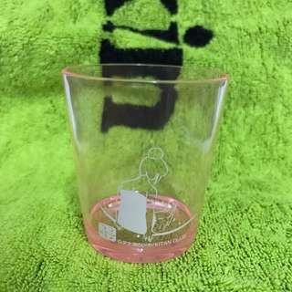 杯緣子 杯子 (單售) 粉 踢水