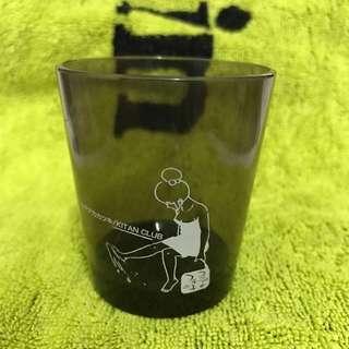 杯緣子 杯子 (單售) 黑 踢水