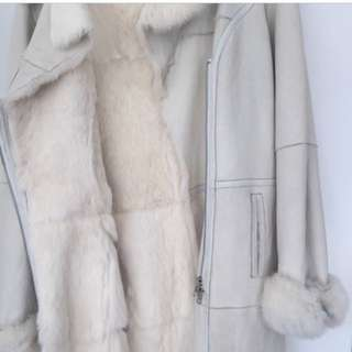 Vintage Rudsak Fur Coat