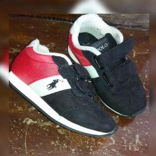 Preloved Ralph Lauren Toddler Shoes
