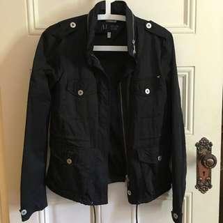 Armani Jeans Black Jacket