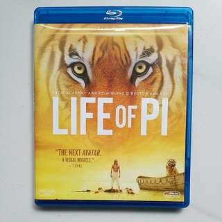 Life Of Pi Blu Ray