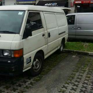 [Sale🎉] Commercial Van For Rental! Attractive Prices!