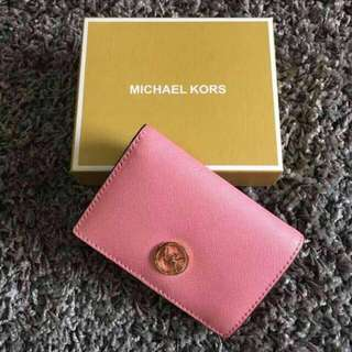 [預購] Michael Kors 時尚經典短夾(含零錢袋) MK短夾