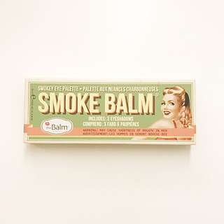 The Balm Smoke Balm Eye Shadow Palette