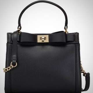 Kate Spade Mayfair Drive Mini Tullie (black)
