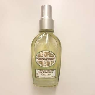 L'occitane Supple Skin Oil