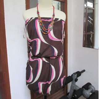Tube dress size s