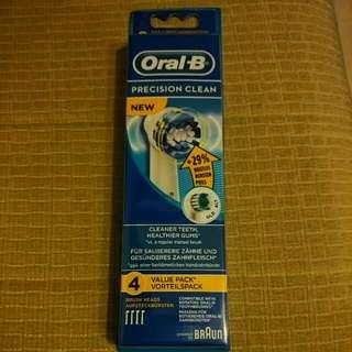 Oral B 電動牙刷刷頭