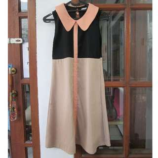 Dress Kerja size xs