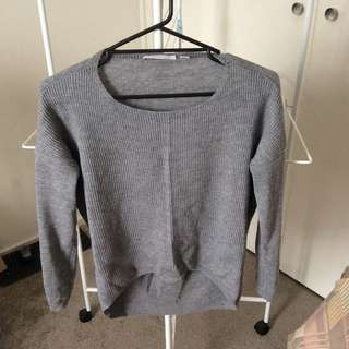 Trenery Ribbed Jumper