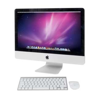 Apple iMac 21.5-Inch, 3.06GHz Intel Core i3, (Mid-2010) 16GB RAM