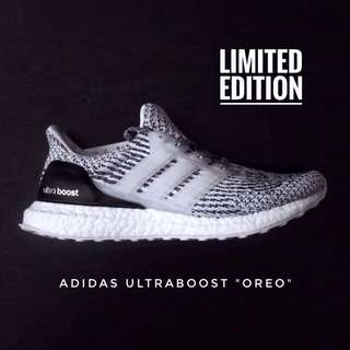 Adidas Ultraboost 3.0 Oreo UK10