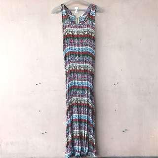 Tomato - Boho Maxi Dress