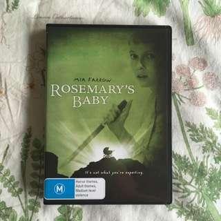 Rosemary's Baby DVD