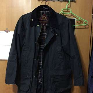 英國皇家老油布外套 非barbour 英國手工製作 大衣外套