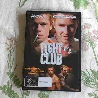 Fight Club DVD