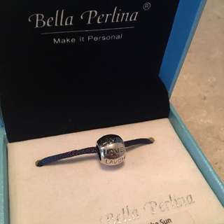 Bella Perlina Live Love Laugh Dream Bead