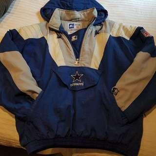 Vintage Cowboys NFL Starter Pullover