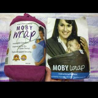 Moby Wrap Magenta