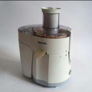 Juicer Philips HR-1810 - White - Juicer Extractor Buah dan Sayur