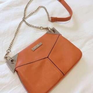 Orange Tony Bianco Shoulder Bag