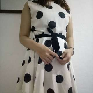 Dress Polkadot