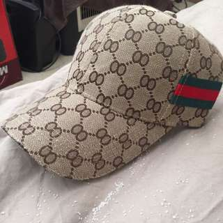NEW STOCK ! Faux Gucci - Designer Brand Hat