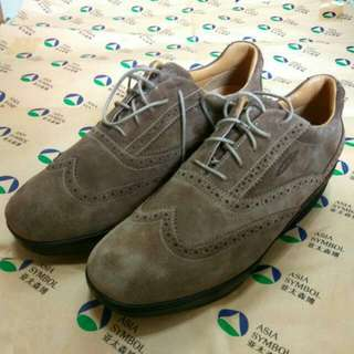 Brand New MBT Suede Shoe