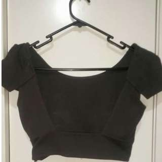 Supre Blackless Top