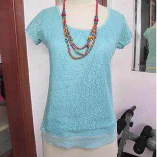 The Executive blouse tosca