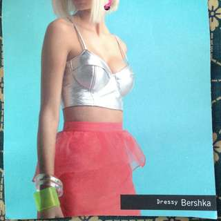 Bershka Chiffon Skirt