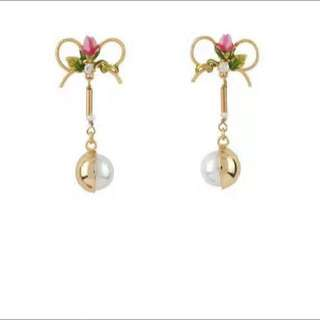 Les Nereides Earrings