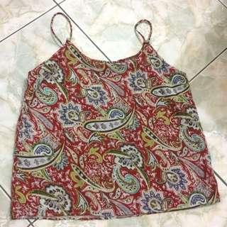 Tanktop Batik